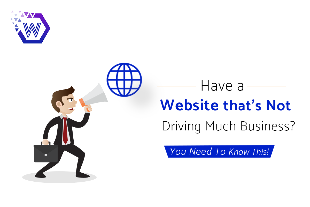 Here's How You Can Drive More Business to Your Website!